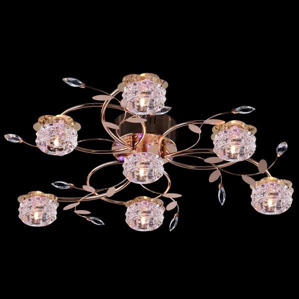 Дизайнерские люстры в Москве - Купить необычную люстру в