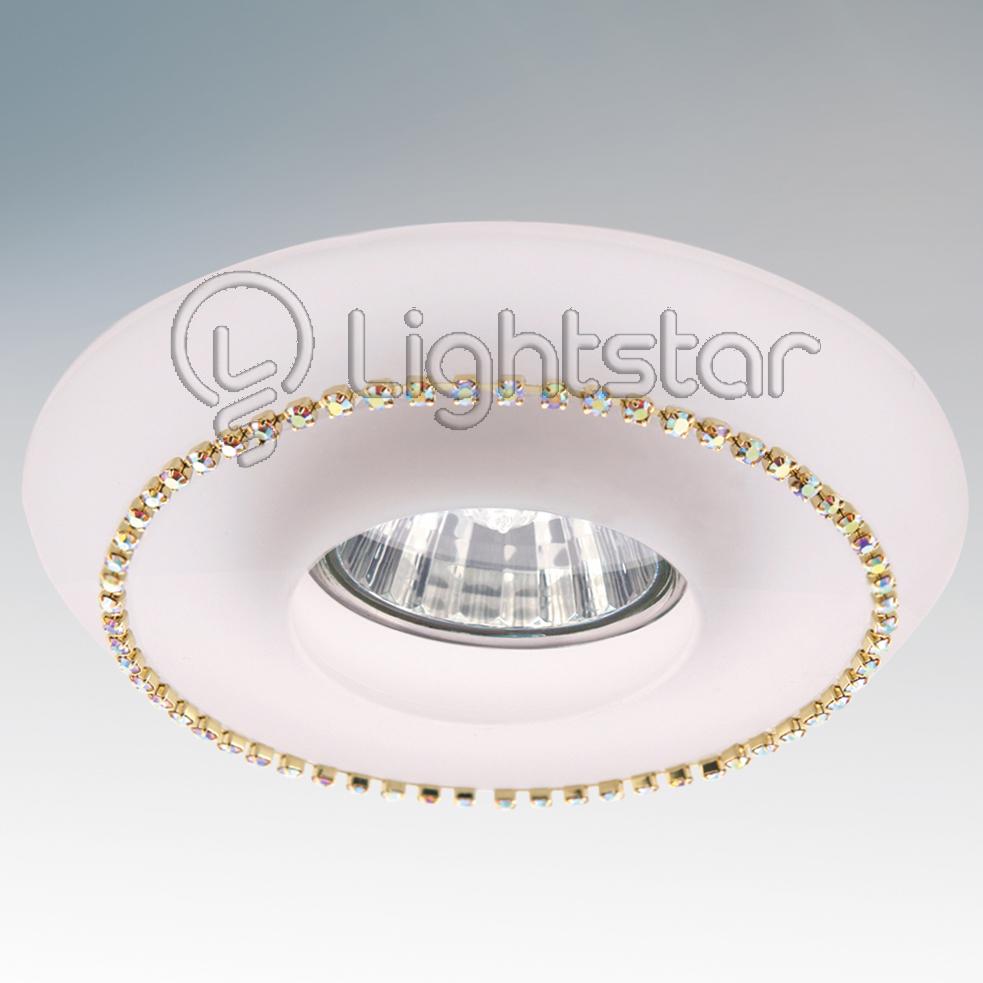 Встраиваемый светильник Lightstar Fritella 002706