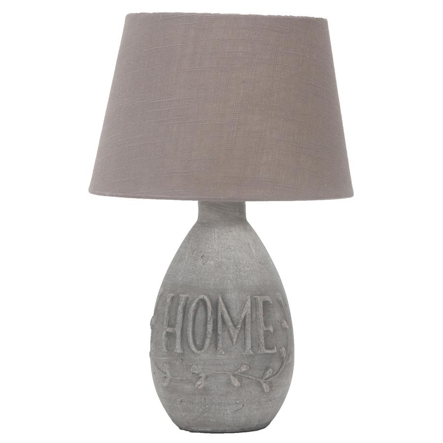 Лампа настольная (бежевый абажур) G81968